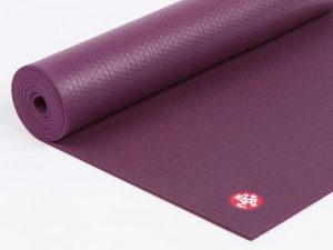 A yoga mat for the fitness enthusiast