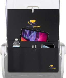 Airplane Pocket Tray Table Cover